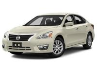 The Nissan Altima has been a family sedans to recommend