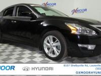 New Price! Nissan Altima 2.5 SV CARFAX One-Owner. CLEAN