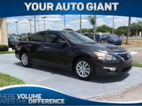 Check out this 2014 Nissan Altima 2.5. Its Variable