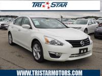 Get ready to go for a ride in this 2014 Nissan Altima