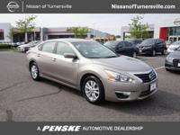 2014 Nissan Altima 2.5 S Certified. Nissan Certified
