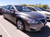 Check out this 2014 Nissan Altima 2.5 SV. Its Variable