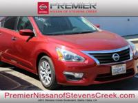 CARFAX One-Owner. Clean CARFAX. 2014 Nissan Altima 2.5