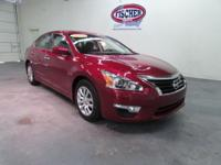 2014 Nissan Altima 2.5 S ** This is the car that