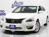 This CERTIFIED preowned 2014 NISSAN ALTIMA comes