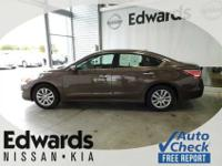 Look at this 2014 Nissan Altima 2.5. This Altima has