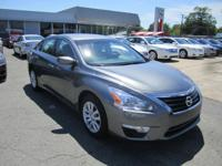 Exterior Color: gray, Body: Sedan, Engine: 2.5L I4 16V