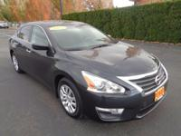 This 2014 Nissan Altima 2.5 S will sell fast Priced to