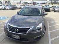 We are excited to offer this 2014 Nissan Altima. Drive