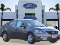 Options:  2014 Nissan Altima 2.5 S|Gray/|V4 2.5 L