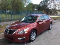 Options:  2014 Nissan Altima 2.5 S|Come And Visit Us At