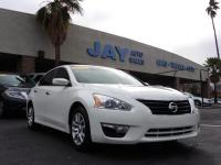 Options:  2014 Nissan Altima 4Dr Sdn I4 2.5