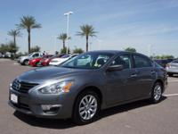 This 2014 Nissan Altima 2.5 S is a great option for