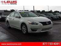 Options:  2014 Nissan Altima 2.5 S|2.5 S 4Dr