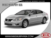 Make sure to get your hands on this 2014 Nissan Altima