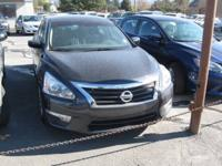 SLEEK NEW BODY STYLE ALTIMA . . . 2014 NISSAN ALTIMAS S
