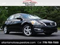 Our 2014 Nissan Altima 2.5 S looks great in Brilliant