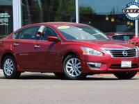 New Price! Keyless Entry, Altima 2.5 S, 4D Sedan, 2.5L