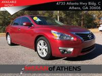 Check out this 2014 Nissan Altima 2.5 SL. Its Variable