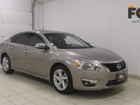 This outstanding example of a 2014 Nissan Altima 2.5 SL