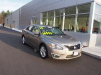 This Altima is LOADED!!  You don't want to miss out on