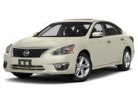 New Arrival! This Nissan Altima is Certified Preowned!