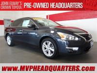 2014 Nissan Altima 2.5 SL. A clean, one owner Altima