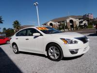 Feast your eyes upon our 2014 Altima 2.5 SV that an