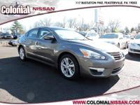 Check out this Certified 2014 Nissan Altima 2.5 SV