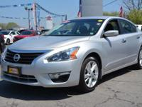 * - - -  JUST ARRIVED - - - This Silver 2014 Nissan