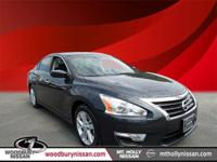 * 1 OWNER CLEAN CARFAX, * NISSAN CERTIFIED, * ALLOY