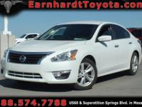 We are pleased to offer you this 2014 Nissan Altima SV