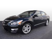 This black 2014 Nissan Altima 3.5 SL might be just the