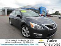 *CarFax single owner!* *This 2014 Nissan Altima SL will