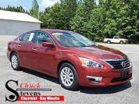 This 2014 Nissan Altima 2.5 SV is proudly offered by