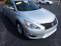 2014 ALTIMA 2.5 S ** 38 MPG ** Brilliant Silver **