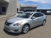 This superior example of a 2014 Nissan Altima 3.5 SL is