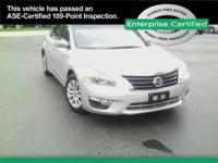 2014 Nissan Altima S Our Location is: Enterprise Car