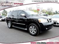 Check out this Certified 2014 Nissan Armada Platinum