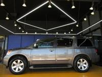 Loaded! This 2014 Nissan Armada SL 2WD comes complete