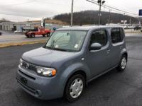 4D Wagon, 1.8L 4-Cylinder DOHC 16V, CVT, ABS brakes,