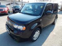 Auto World now has to offer you this 2014 Nissan Cube