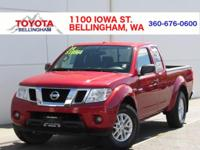 SV PACKAGE * 4.0L V6 * AUTOMATIC * KING CAB * 4X2 * TOW