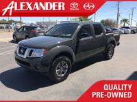 This 2014 Nissan Frontier is offered to you for sale by