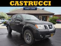 New Price! CARFAX One-Owner.   Black 2014 Nissan