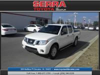 4D Crew Cab, 16' Alloy Wheels, ABS brakes, Electronic