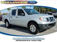 Clean CARFAX. 2014 Nissan Frontier S 4.0L V6 DOHC