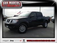 Options:  2014 Nissan Frontier S|Black/|V6 4.0 L