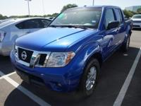 Recent Arrival! 2014 Nissan Frontier SV4D Crew Cab, ABS