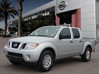 This 2014 Nissan Frontier SV features a stability